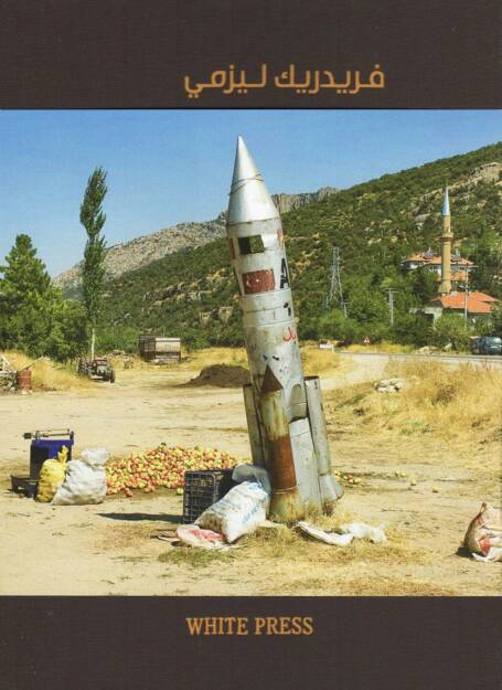 Frederic Lezmi - Beyond Borders, Whitepress, 2009, Cover, http://josefchladek.com/book/frederic_lezmi_-_beyond_borders_arabic_edition, © (c) josefchladek.com (06.07.2014)