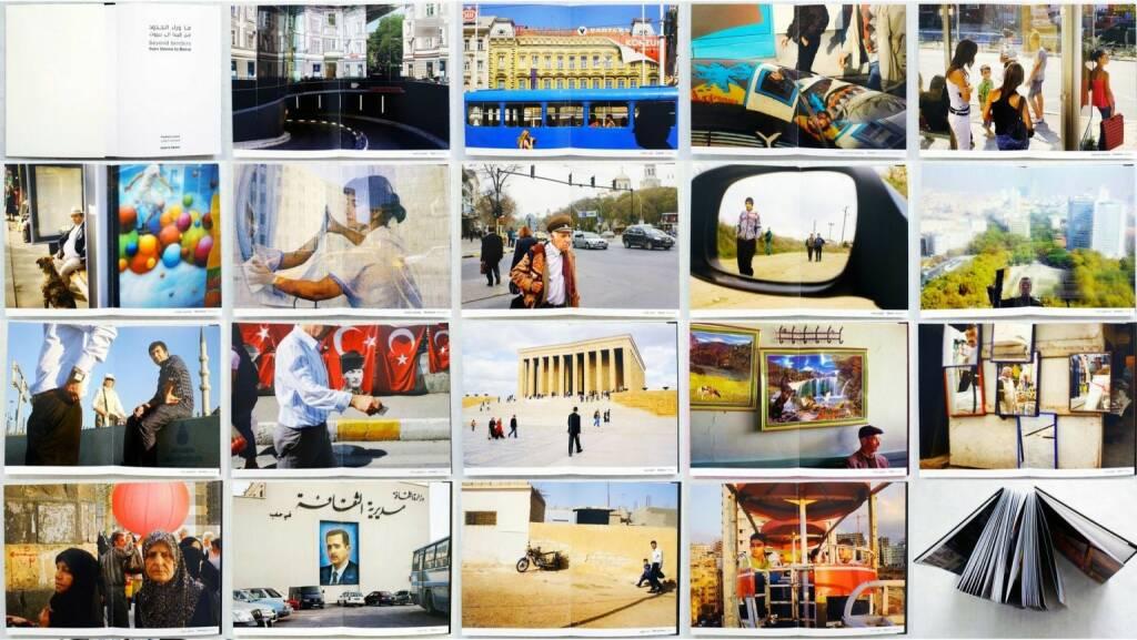 Frederic Lezmi - Beyond Borders, Whitepress, 2009, Beispielseiten, sample spreads, http://josefchladek.com/book/frederic_lezmi_-_beyond_borders_arabic_edition, © (c) josefchladek.com (06.07.2014)