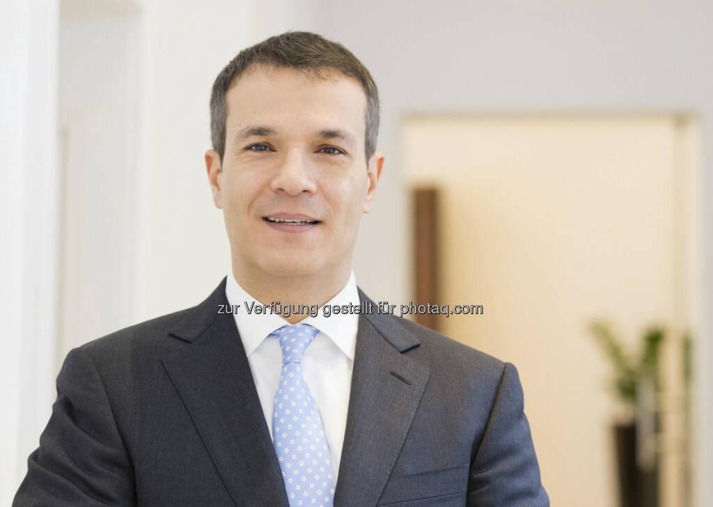 Ilias Pashalidis (44) ist neuer Senior Private Banker in der Zürcher Kantonalbank Österreich AG (Aussendung) (08.01.2013)