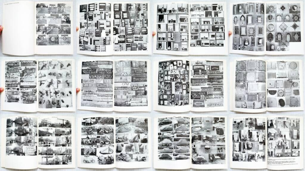 Jos Houweling - 700 centenboek, Gemeentegiro, 1975, Beispielseiten, sample spreads, http://josefchladek.com/book/jos_houweling_-_700_centenboek_uitgegeven_door_de_gemeentegiro_ter_gelegenheid_van_het_700, © (c) josefchladek.com (06.07.2014)