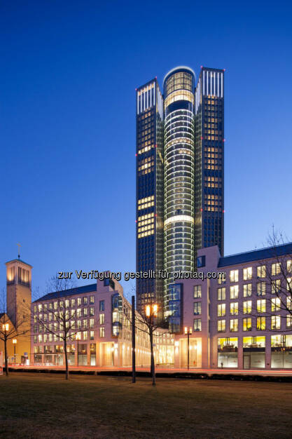 CA Immo finalisiert weitere Großvermietung im Tower 185, © Aussender (07.07.2014)