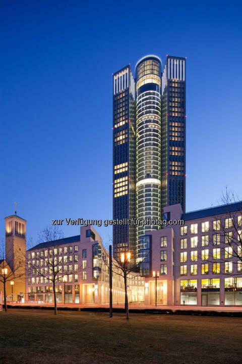 CA Immo finalisiert weitere Großvermietung im Tower 185