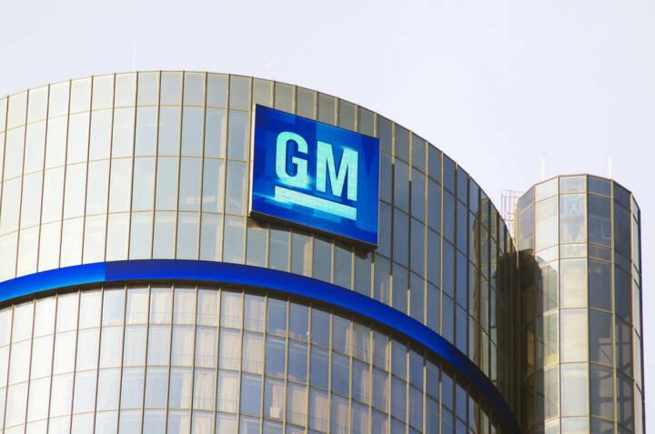 Detroit, Michigan, USA, General Motors, GM, <a href=http://www.shutterstock.com/gallery-1012355p1.html?cr=00&pl=edit-00>Linda Parton</a> / <a href=http://www.shutterstock.com/?cr=00&pl=edit-00>Shutterstock.com</a>, Linda Parton / Shutterstock.com