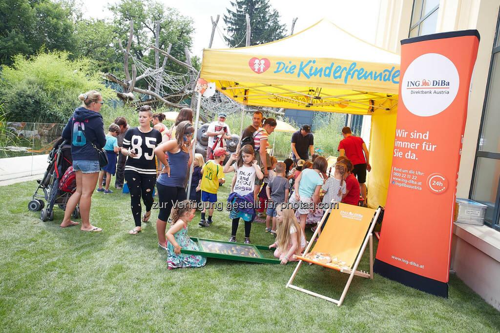 ING-DiBa Austria feierte 10jähriges Jubiläum (Bild: Thomas Preiss) (07.07.2014)