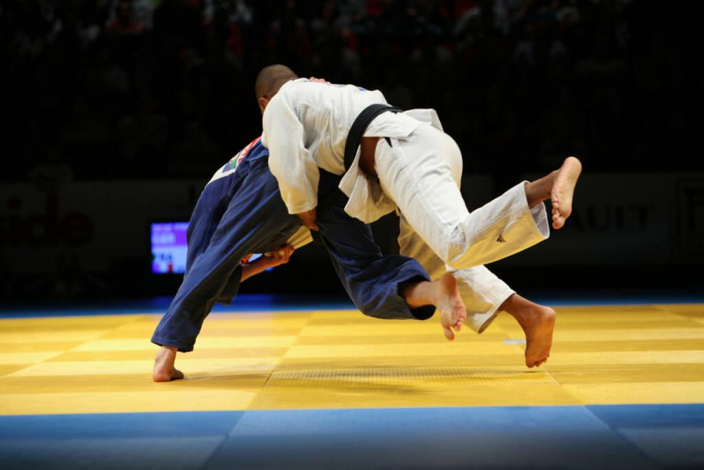 Judo, Wettkampf, Sport, Zweikampf, <a href=http://www.shutterstock.com/gallery-275482p1.html?cr=00&pl=edit-00>Adam Fraise</a> / <a href=http://www.shutterstock.com/?cr=00&pl=edit-00>Shutterstock.com</a>, Adam Fraise / Shutterstock.com, © www.shutterstock.com (08.07.2014)