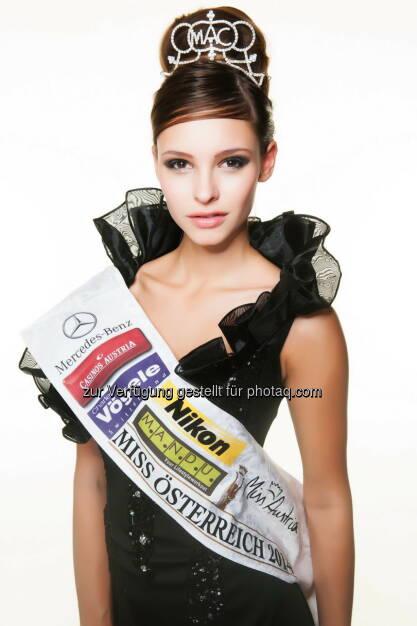 Miss Austria 2014 Julia Furdea (photo by http://manfredbaumann.com ) (08.07.2014)