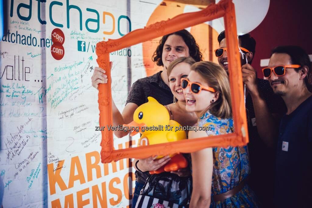 ©Dominik Vsetecka Photography - Mit Alexis Seyfried, Katharina Moser, Katharina Mewald (Bild: Whatchado) (09.07.2014)
