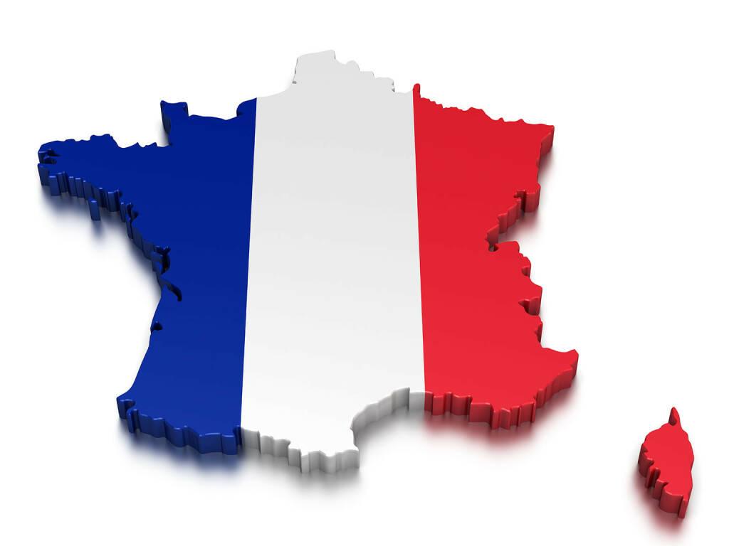 Frankreich, Blau, Weiss, Rot, http://www.shutterstock.com/de/pic-160300283/stock-photo-france.html (Bild: shutterstock.com) (09.07.2014)