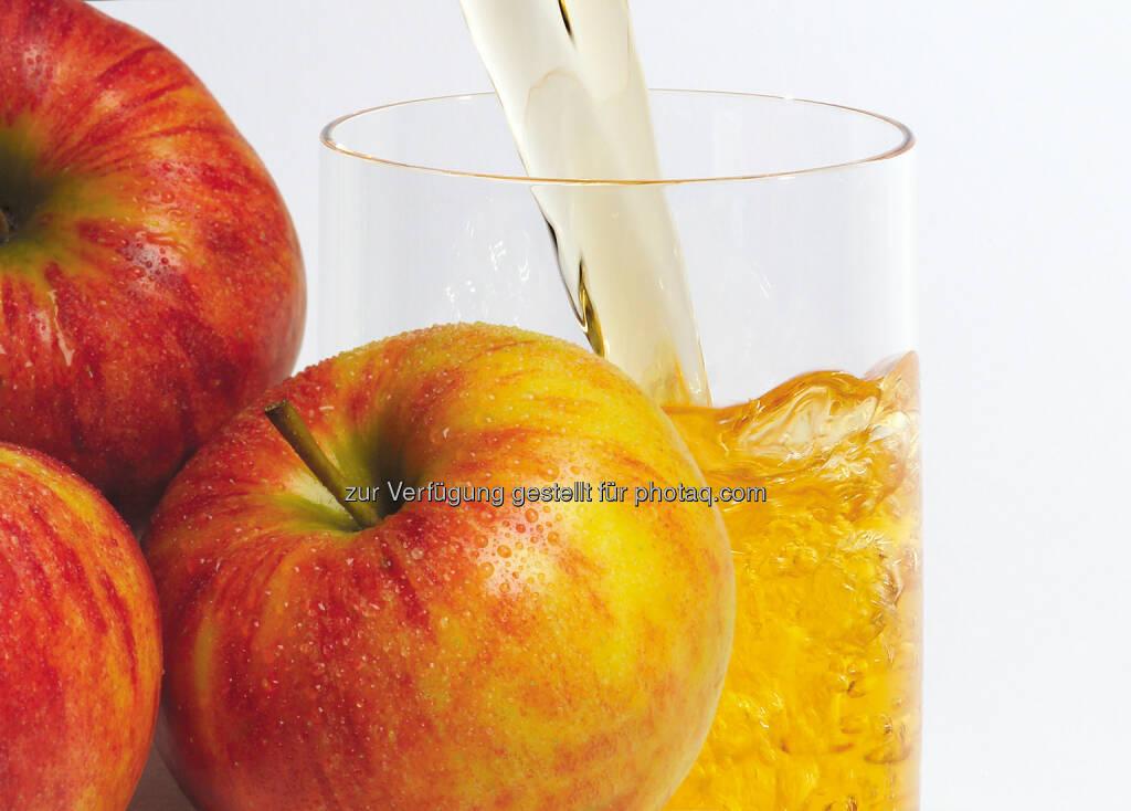Äpfel, Apfelsaft, Apfelsaftkonzentrat (Bild: Agrana) (10.07.2014)