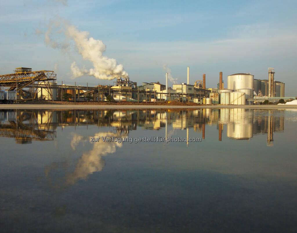Zuckerfabrik Tulln (Bild: Agrana) (10.07.2014)