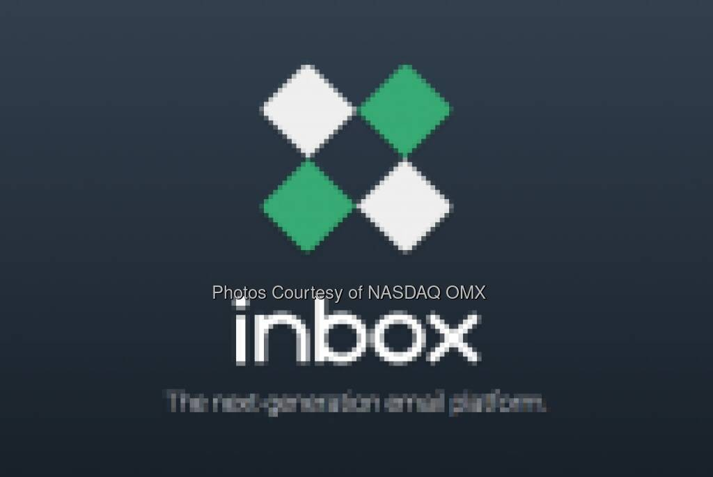 MIT And Dropbox Alums Launch Inbox, A Next-Generation Email Platform | TechCrunch http://bit.ly/1rY9WJM Founded by Dropbox and MIT alums, a new startup called Inbox is launching out of stealth today, hoping to power the next generation of email applications... Source: http://facebook.com/NASDAQ (11.07.2014)