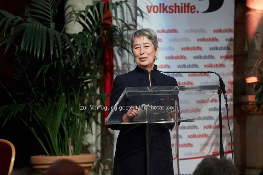 Volkshilfe Schirmfrau Margit Fischer, © Volkshilfe Österreich/APA-Fotoservice/Preiss (11.07.2014)