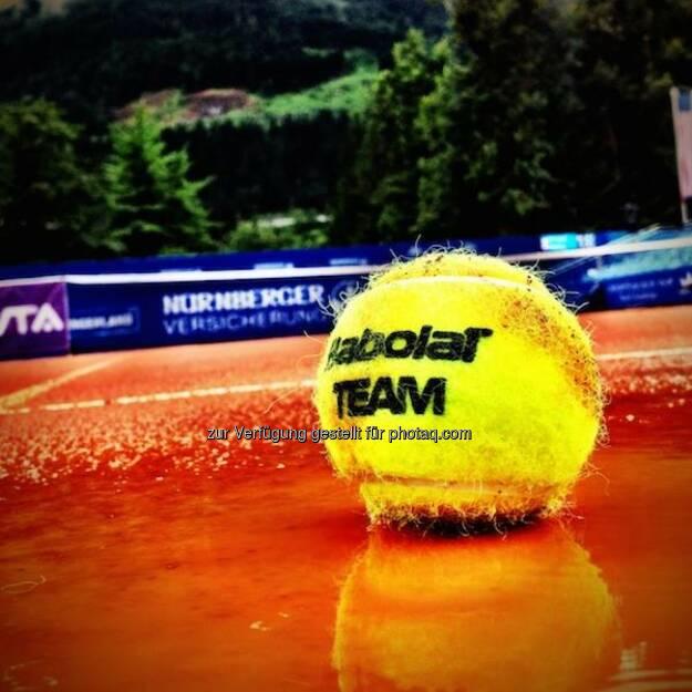 Rain Delay Babolat Nürnberger Tennis Regen, &copy;  <a href=
