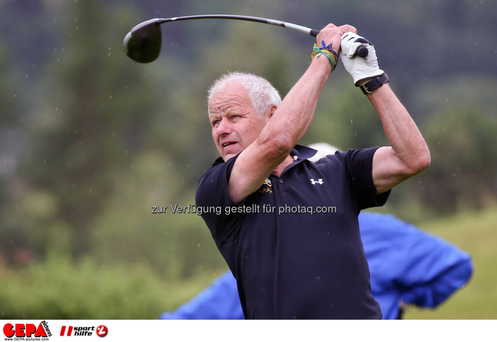 Fred Steinacher (Tiroler Tageszeitung). Photo: GEPA pictures/ Christian Walgram (12.07.2014)