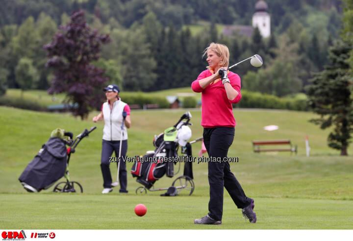 Gundula Reibersdorfer. Photo: GEPA pictures/ Christian Walgram