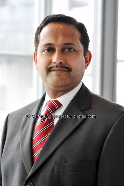 Gordon Rodrigues, Fondsmanager HSBC, managt einen neuen Emerging-Markets-Anleihefonds (Bild: HSBC) (10.01.2013)