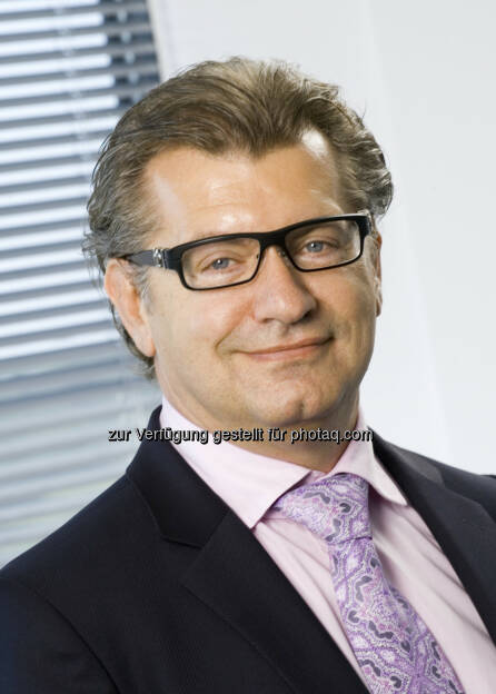 Erwin Greiml, 54, übernimmt ab sofort die Funktion des Österreich-Geschäftsführers der Software AG. (Foto: Software AG) (10.01.2013)