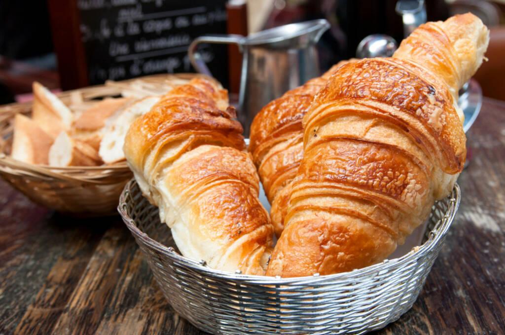 Frühstück, Frankreich, Croissant, Baguette, food, http://www.shutterstock.com/dl2_lim.mhtml , © www.shutterstock.com (12.07.2014)