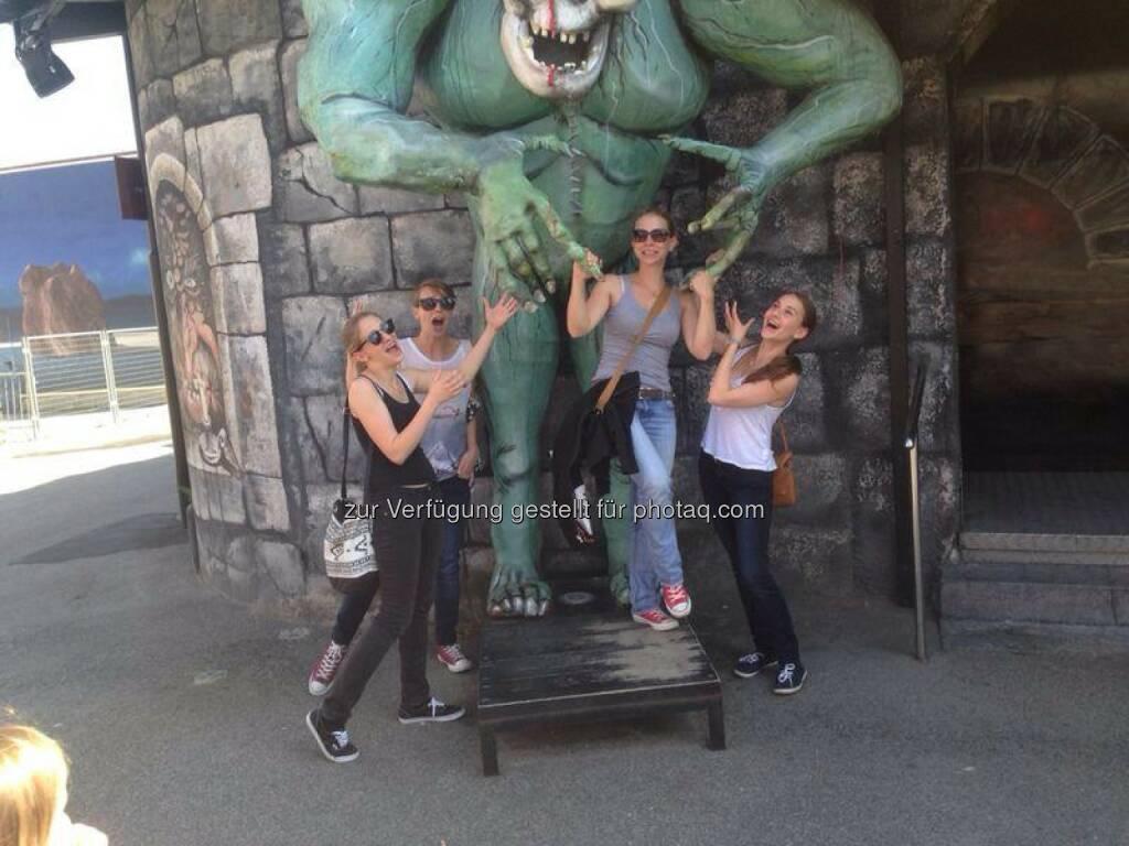 Monster, © diverse Handypics mit freundlicher Genehmigung von photaq.com-Freunden (13.07.2014)