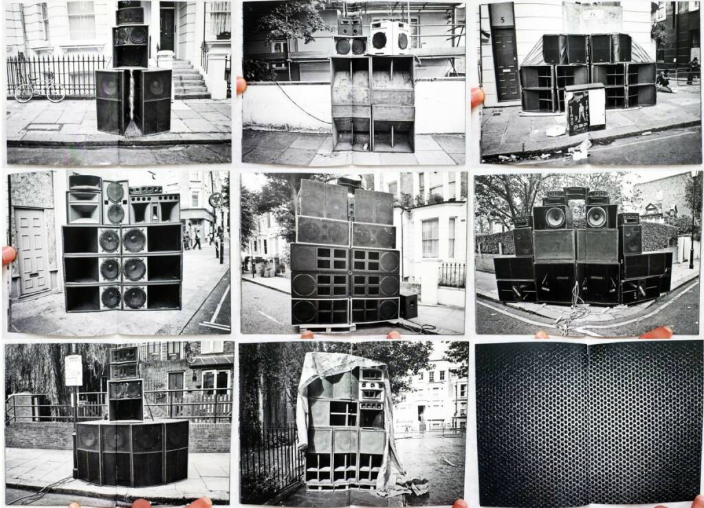 Brian David Stevens - Notting Hill Sound Systems, Beispielseiten, sample spreads, http://josefchladek.com/book/brian_david_stevens_-_notting_hill_sound_systems, © (c) josefchladek.com (13.07.2014)