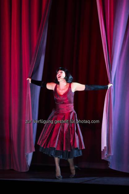 Theater an der Wien: Theater an der Wien: Fulminantes Saisonfinale mit La traviata: Marlis Petersen (Violetta Valéry) (14.07.2014)