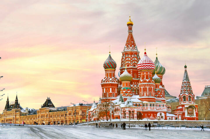 Moskau, roter Platz, Russland, Kreml, http://www.shutterstock.com/de/pic-166350926/stock-photo-moscow-russia-red-square-view-of-st-basil-s-cathedral-in-winter.html