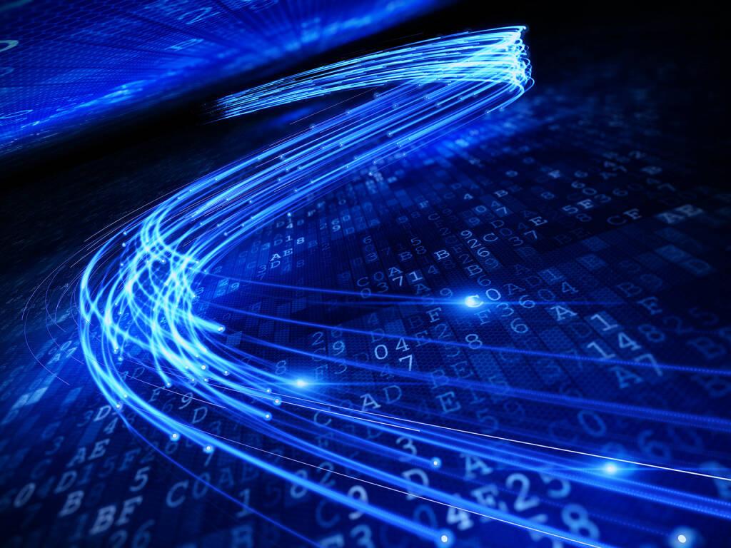 Glasfaser, Fiber optics, Internet, Netwerk http://www.shutterstock.com/de/pic-176995772/stock-photo-optical-fiber.html (19.07.2014)