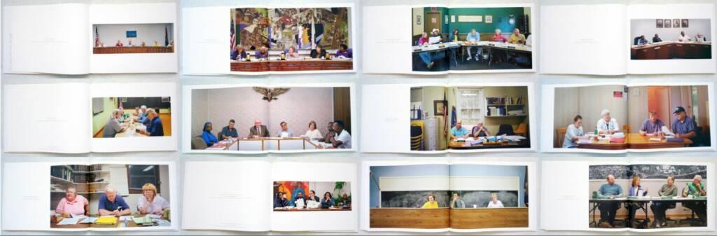 Paul Shambroom - Meetings, Chris Boot, 2004, Beispielseiten, sample spreads, http://josefchladek.com/book/paul_shambroom_-_meetings, © (c) josefchladek.com (19.07.2014)