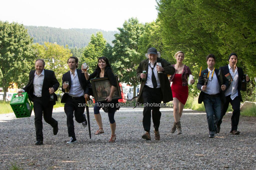 Laufen - Touristik Mühlviertler Kernland: Goldene Zeiten, Bier und jede Menge Weisheiten, © Aussendung checkfelix (21.07.2014)