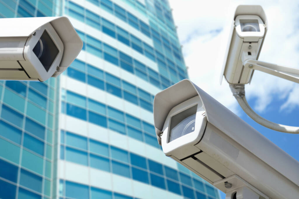 Überwachung, NSA, big brother, Daten, öffentlich, Kamera, Spionage, http://www.shutterstock.com/de/pic-91471910/stock-photo-surveillance-cameras.html , © (www.shutterstock.com) (21.07.2014)