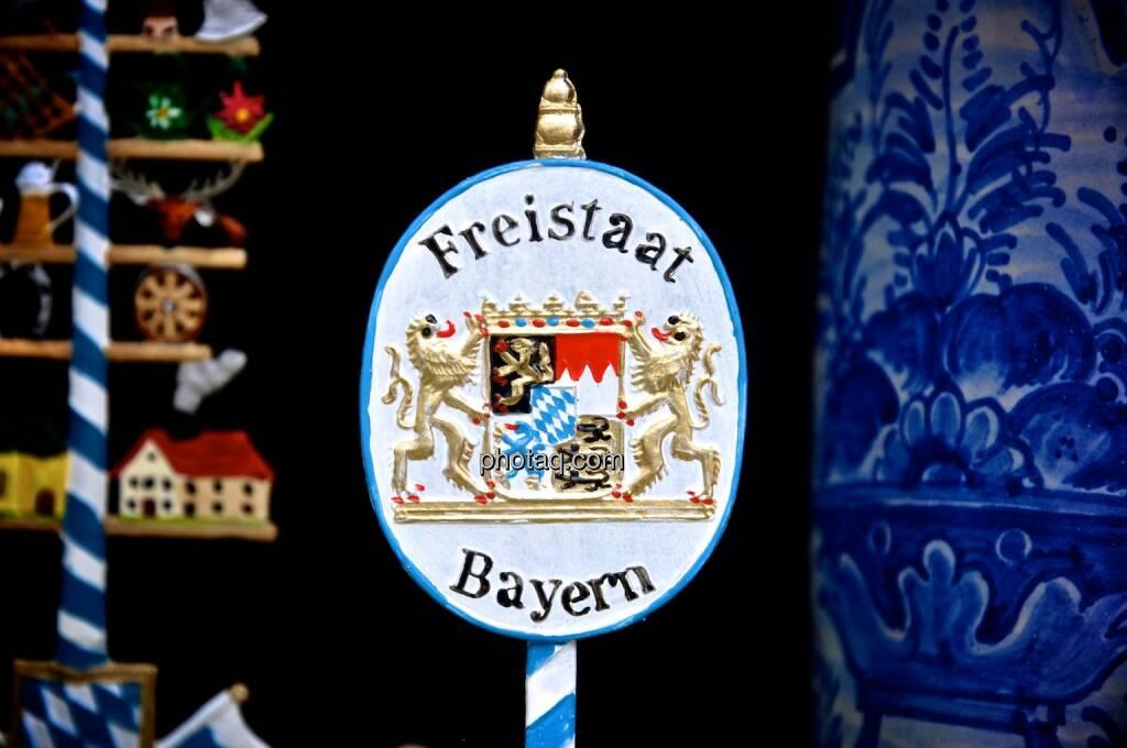 Freistaat Bayern, Wappen, © photaq.com (22.07.2014)