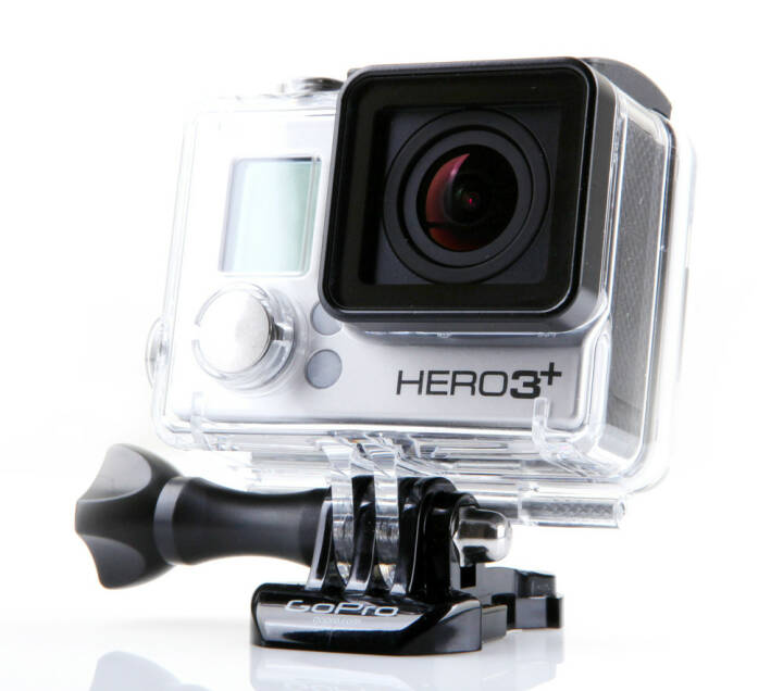 GoPro, <a href=http://www.shutterstock.com/gallery-635827p1.html?cr=00&pl=edit-00>Nenov Brothers Images</a> / <a href=http://www.shutterstock.com/?cr=00&pl=edit-00>Shutterstock.com</a> , Nenov Brothers Images / Shutterstock.com