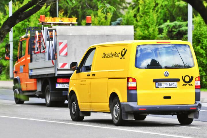 Deutsche Post, <a href=http://www.shutterstock.com/gallery-166267p1.html?cr=00&pl=edit-00>Vytautas Kielaitis</a> / <a href=http://www.shutterstock.com/?cr=00&pl=edit-00>Shutterstock.com</a>, Vytautas Kielaitis / Shutterstock.com