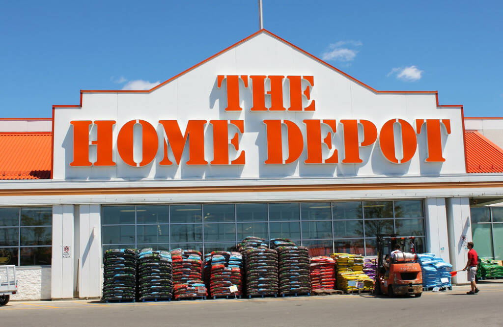 The Home Depot, <a href=http://www.shutterstock.com/gallery-1409053p1.html?cr=00&pl=edit-00>Niloo</a> / <a href=http://www.shutterstock.com/?cr=00&pl=edit-00>Shutterstock.com</a> , Niloo / Shutterstock.com, © www.shutterstock.com (22.07.2014)