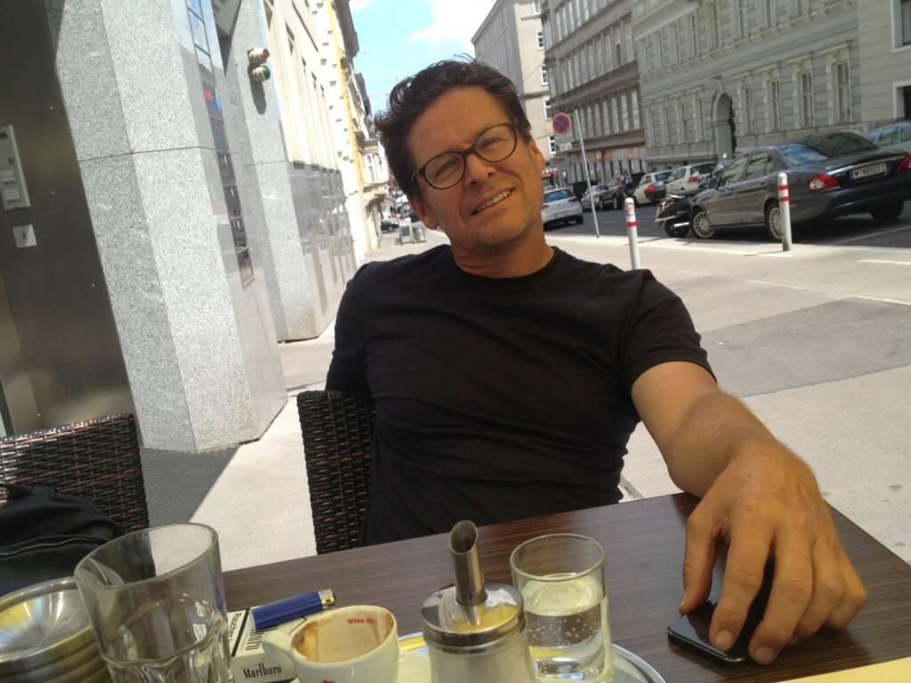 Mit Thomas Lenzinger (ex Go Equity, Griffnerhaus) das Thema Runplugged weiterdenken (23.07.2014)