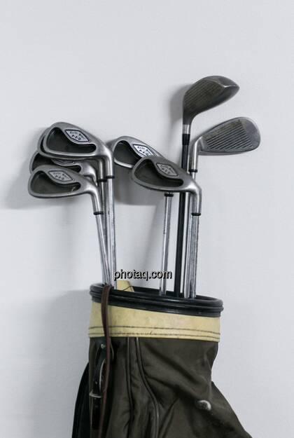 Golfschläger (c) Martina Draper (13.01.2013)