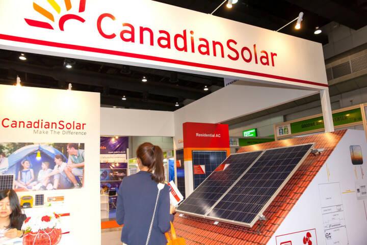 Canadian Solar, <a href=http://www.shutterstock.com/gallery-874087p1.html?cr=00&pl=edit-00>Amnarj Tanongrattana</a> / <a href=http://www.shutterstock.com/?cr=00&pl=edit-00>Shutterstock.com</a> , Amnarj Tanongrattana / Shutterstock.com