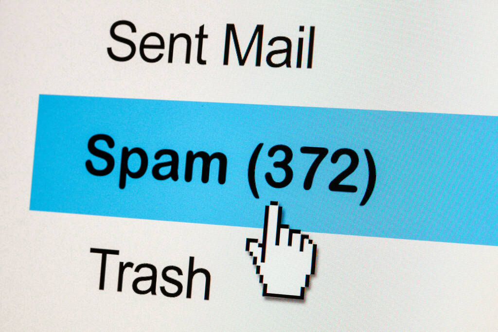 Spam, Mail, Trash, Sent, http://www.shutterstock.com/de/pic-172730753/stock-photo-computer-monitor-screen-concept-of-spam-email.html (24.07.2014)