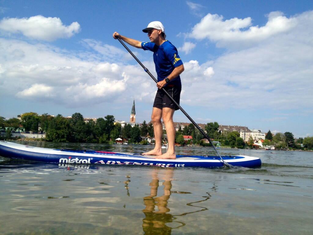 Christian Drastil Nächstes Mal SUPen auf der Alten Donau mit Runplugged, freu mich dann auf die Linien in der Map und auch die Audio-Infos zwischendurch (Wasserschutzhüllen für das Handy gibt es ja) (24.07.2014)