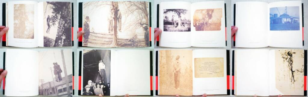 James Allen (Ed.) - Without Sanctuary: Lynching Photography in America, Twin Palms, 2000, Beispielseiten, sample spreads - http://josefchladek.com/book/james_allen_ed_-_without_sanctuary_lynching_photography_in_america, © (c) josefchladek.com (26.07.2014)