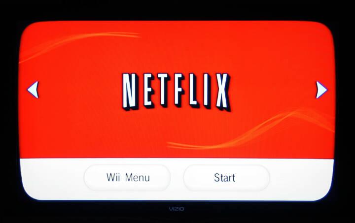 Netflix, Wii Menu, Start <a href=http://www.shutterstock.com/gallery-79405p1.html?cr=00&pl=edit-00>Annette Shaff</a> / <a href=http://www.shutterstock.com/?cr=00&pl=edit-00>Shutterstock.com</a>