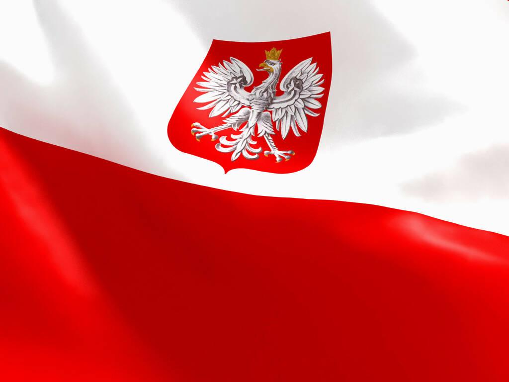 Polen, Flagge, Adler http://www.shutterstock.com/de/pic-106490738/stock-photo-national-flag-of-poland.html (28.07.2014)