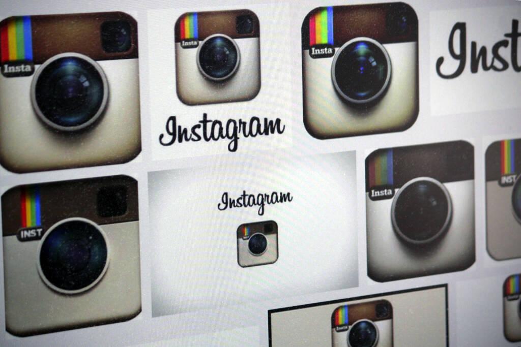 Instagram, Logo <a href=http://www.shutterstock.com/gallery-320989p1.html?cr=00&pl=edit-00>360b</a> / <a href=http://www.shutterstock.com/?cr=00&pl=edit-00>Shutterstock.com</a> (28.07.2014)