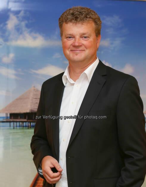 Verkehrsbüro Group: Verkehrsbüro Group: Harald Koglbauer übernimmt Ruefa Regionalleitung Wien (c) Ruefa, © Aussendung checkfelix (28.07.2014)