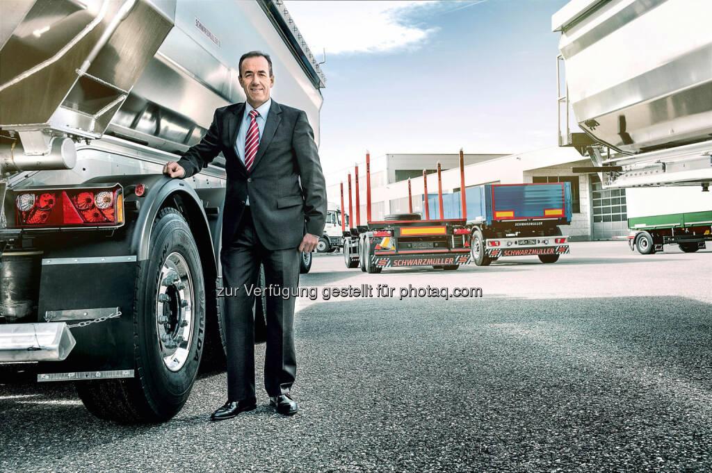 Wilhelm Schwarzmüller GmbH: Schwarzmüller im Geschäftsjahr 2014 erstmals wieder im Plus (c) OTS-Aussendung, © Aussender (29.07.2014)