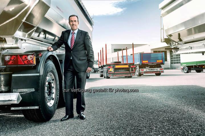 Wilhelm Schwarzmüller GmbH: Schwarzmüller im Geschäftsjahr 2014 erstmals wieder im Plus (c) OTS-Aussendung