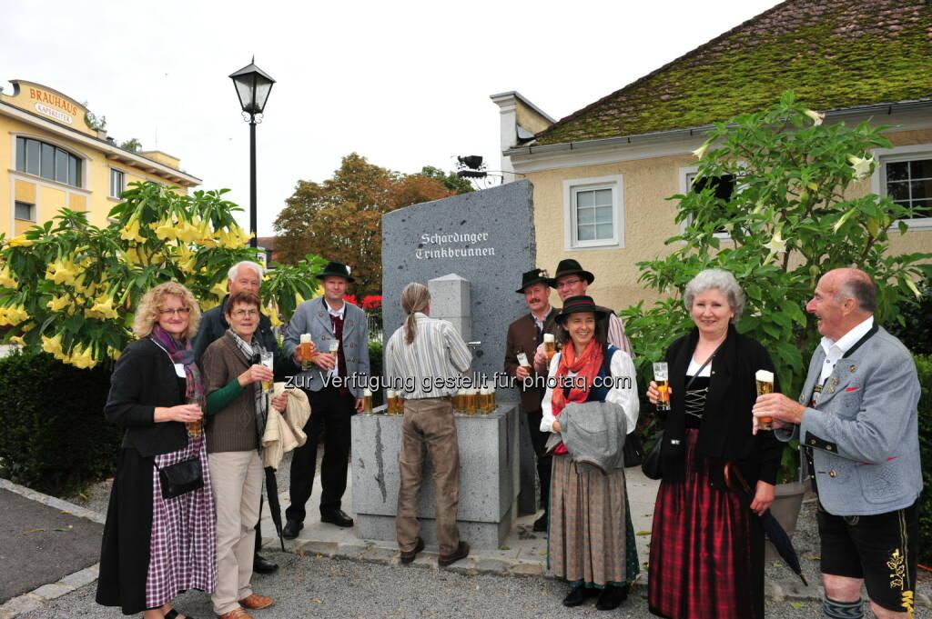 Tourismusverband Schärding: Barockstadt Schärding geht durch den Magen (c) Hubert Berndorfer, © Aussendung checkfelix (29.07.2014)