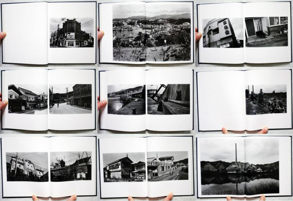 Koji Onaka - Umimachi, Super Labo, 2011, Beispielseiten, sample spreads - http://josefchladek.com/book/koji_onaka_-_umimachi, © (c) josefchladek.com (31.07.2014)