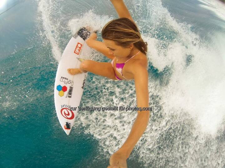 The US Open of Surfing has touched down in Huntington, California and GoPro athlete Alana Blanchard is posting up at Jack's Surf Shop by the pier at 4PM to sign autographs and hang with the fans. Come join!  Source: http://facebook.com/gopro