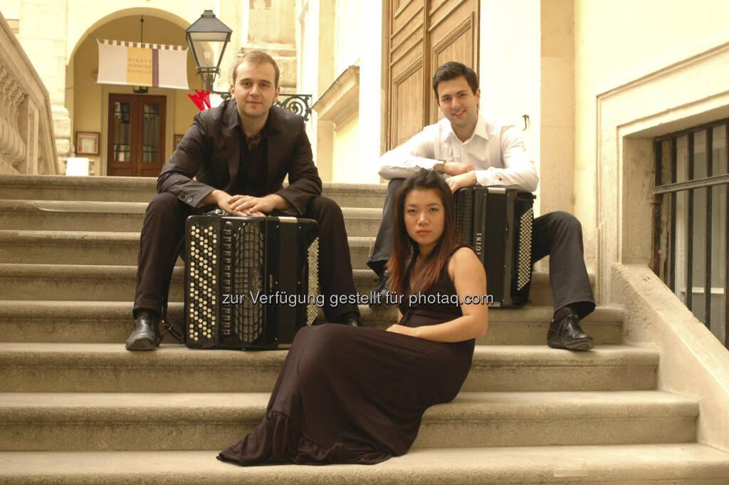 Austria Sound Great auf der MIDEM 2013 mit Live Showcase: Trio Fidelio (c) Aussendung Rossori (14.01.2013)